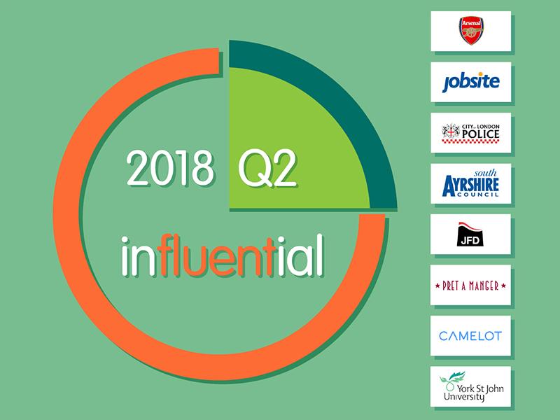 2018 News Q2 - New Clients