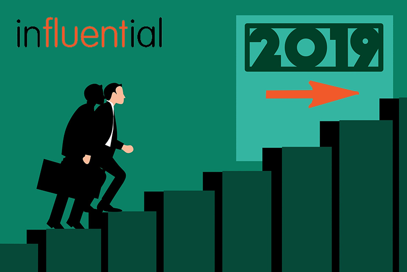 2018 Review & 2019 Predictions - Influential Software Blog