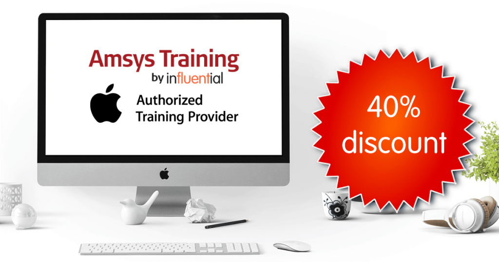 Amsys Apple Training - 40% discount