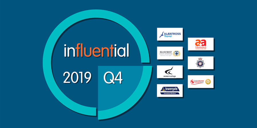 Influential Software attracts high-calibre clients in Q4, 2019