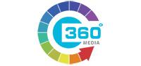 360 Media Logo - Influential Software Apple Training Customer