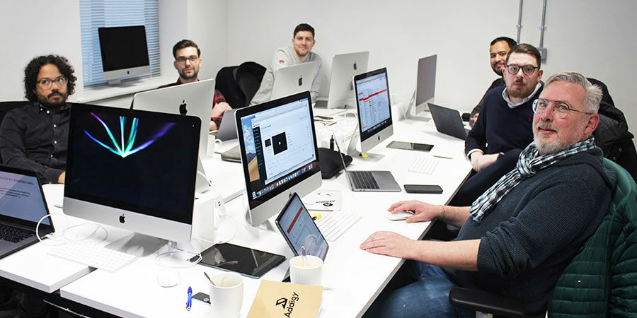 First Addigy trainees get ACE certified in the UK