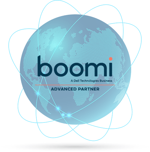 Sage 200 Boomi integration in education represented by digital connections