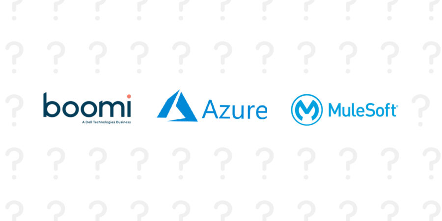 Boomi vs MuleSoft vs Azure: comparing the iPaaS pros and cons