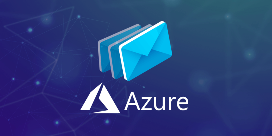 Making Azure receive email and store CSV data for processing