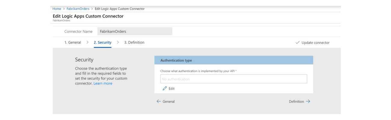 Adding authentication to your SOAP API integration