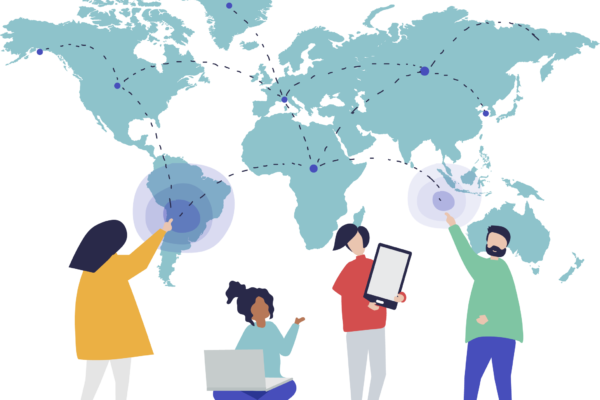 Global charity intranet solution
