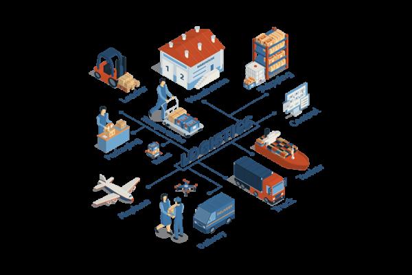 Logistics document management solutions
