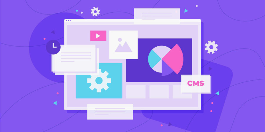Choosing the right CMS for your business website