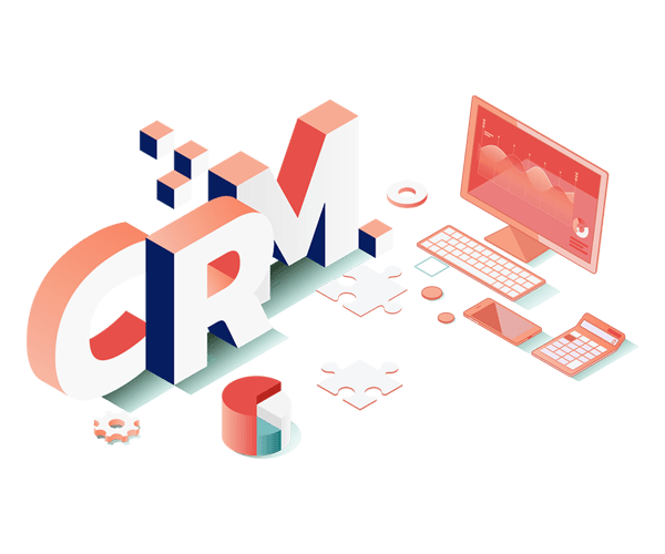 Technology representing property CRM software development