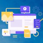 Representation of system built by a web portal development company