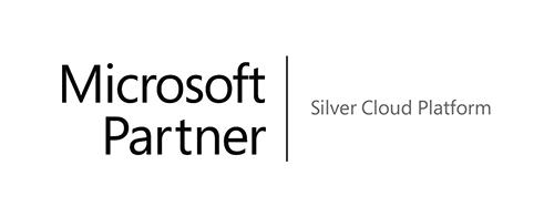 Microsoft Silver Cloud Platform Partner badge