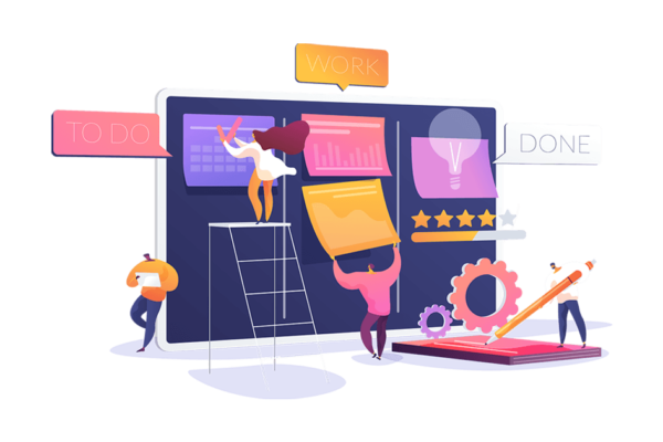 Project management intranet solution