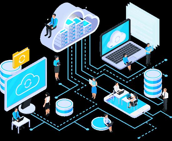 Technology representing IBM Softlayer to Azure migration