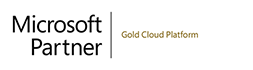 Microsoft Gold Cloud platform competency badge