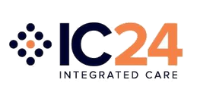 integrated care logo - one of our new clients in Q1 2021