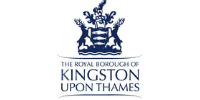Kingston council logo- one of our new clients in Q1 2021