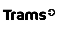 Trams logo, one of our new training clients q1 2021