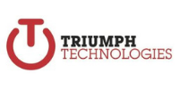 Logo for Triumph Technologies one of our new training clients q1 2021