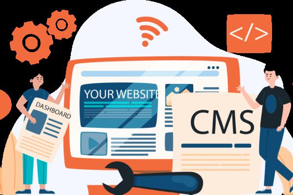 Banking CMS development solutions