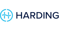 Harding retail logo - one of our new clients in Q1 2021