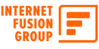 Internet fusion logo - one of our new clients in Q1 2021
