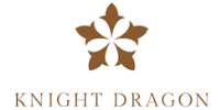 Knight dragon logo - one of our new clients in Q1 2021
