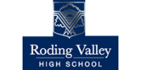 roding valley high school logo