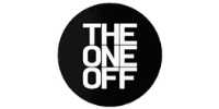 The one off logo
