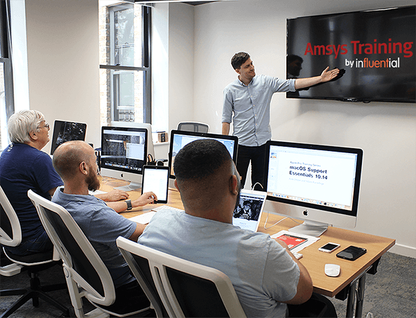 Apple Certified Trainer - Amsys Training by Influential Blog