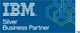 Official IBM UK Silver Partner Logo