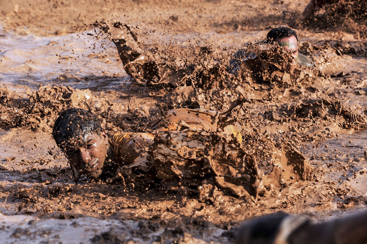 Unintegrated applications are a ball of mud. Getting muddy at MuleSoft London Summit 2018