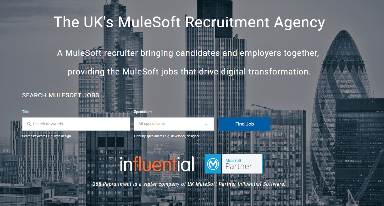 Plugging the UK's MuleSoft Recruitment Gap - 365 Recruitment