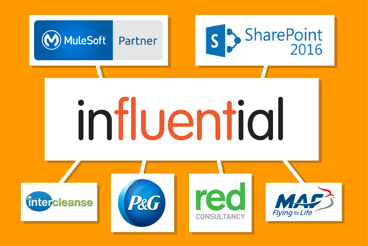 Q3, 2016 - Influential win New Clients, Become Official MuleSoft Partners and SharePoint projects take off!