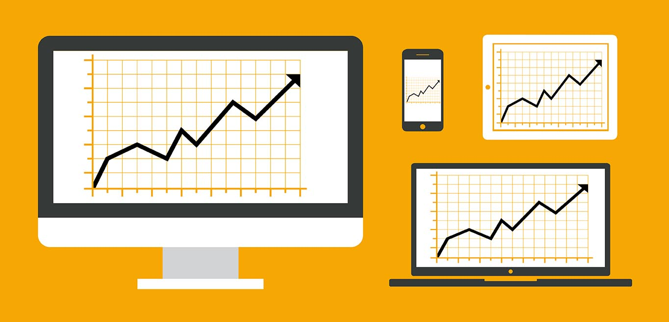 SAP BusinessObjects Business Intelligence - Analytics Graph on Multiple Devices