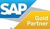 SAP - Gold Partner - Official Logo