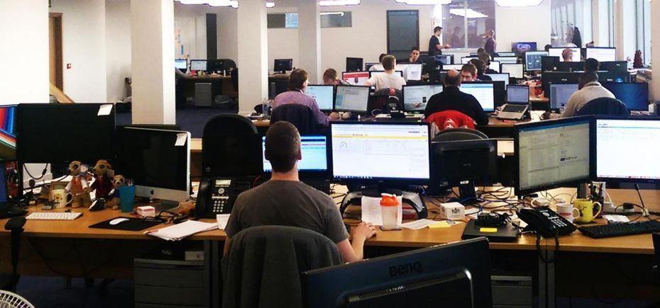 Software Development Team office, Maidstone, Kent: Influential Software