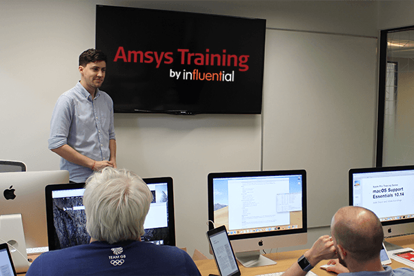 Top Apple Training London: Introducing the New Amsys Centre - News