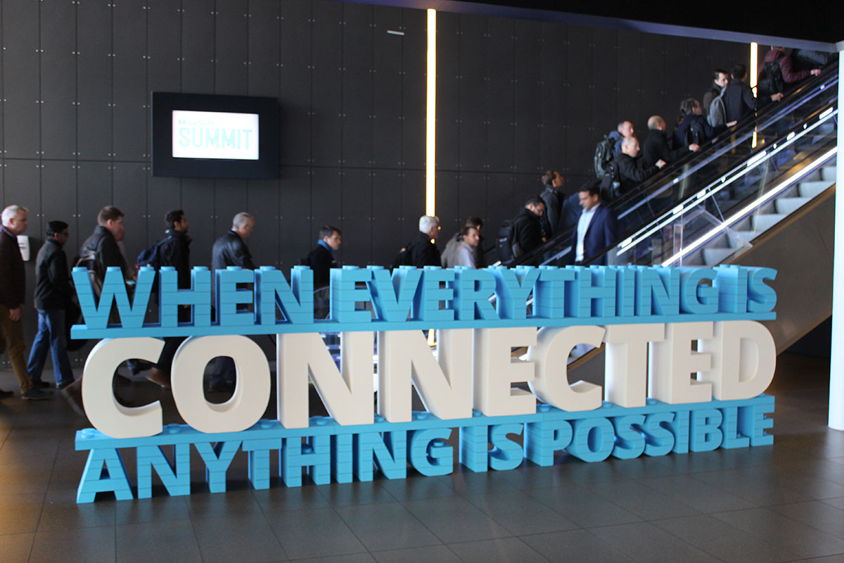 When Everything Is Connected Anything Is Possible - event display - MuleSoft Summit London 2018 News