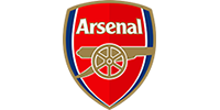 Arsenal Football Club logo - Influential Software client