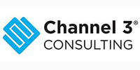 Channel 3 Consulting logo - Influential Software client