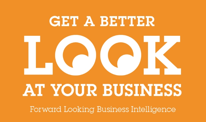 Infographic: Forward Looking Business Intelligence (FLBI)