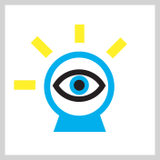 IBM - Forward Looking Business Intelligence - Icon
