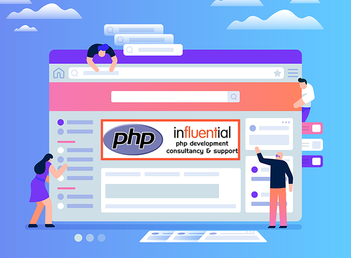 PHP development site news - Influential Software