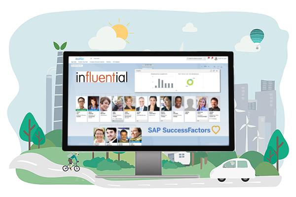 SAP SuccessFactors website - Influential Software news